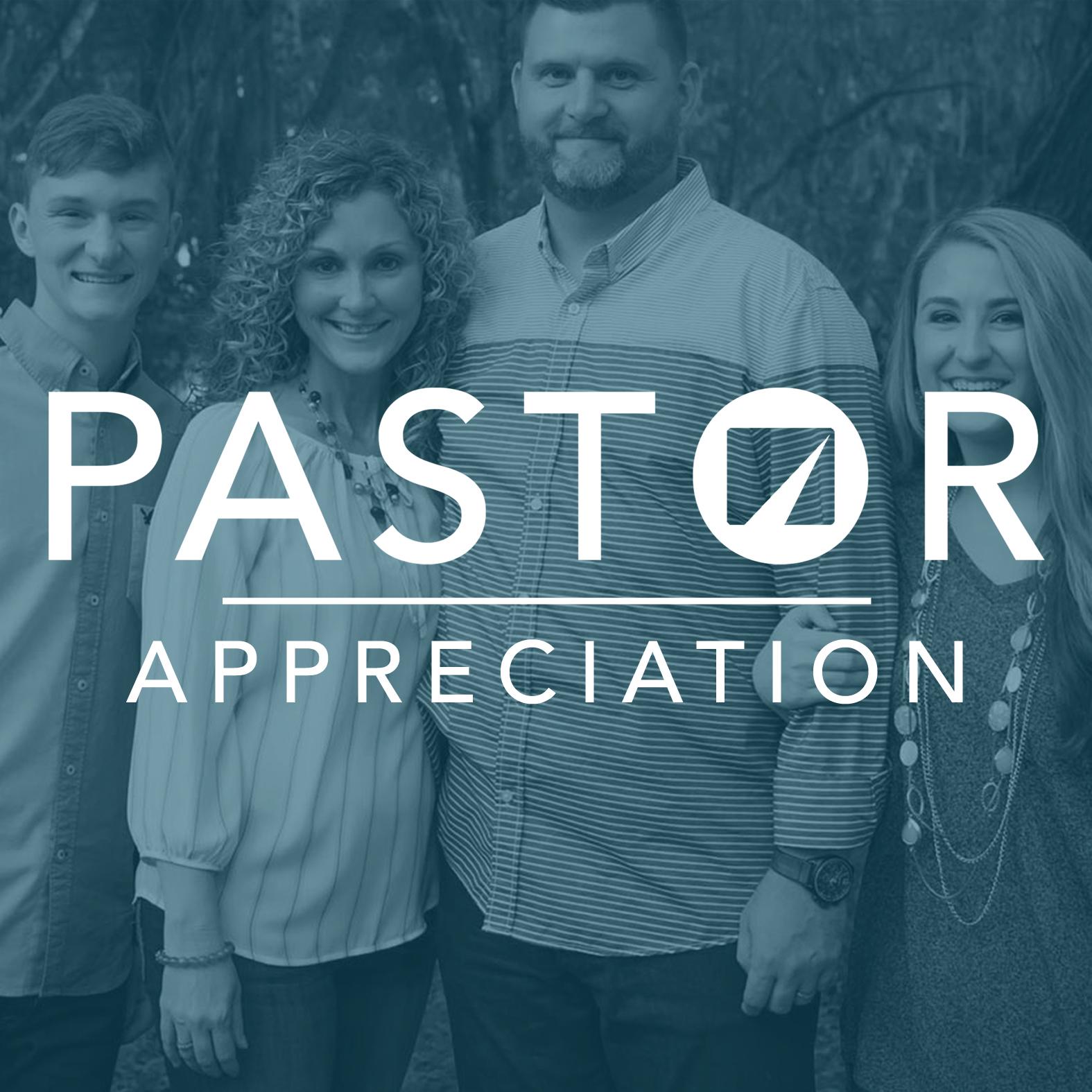 Pastor Appreciation 2016