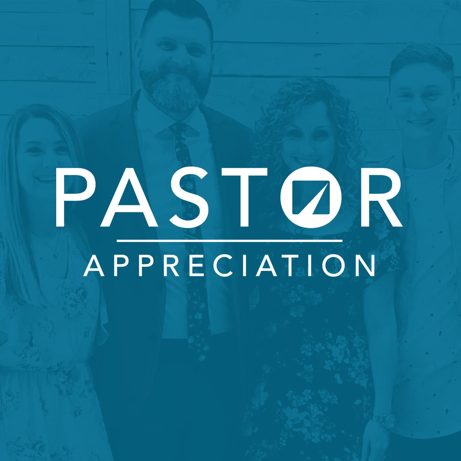 Pastor Appreciation 2017