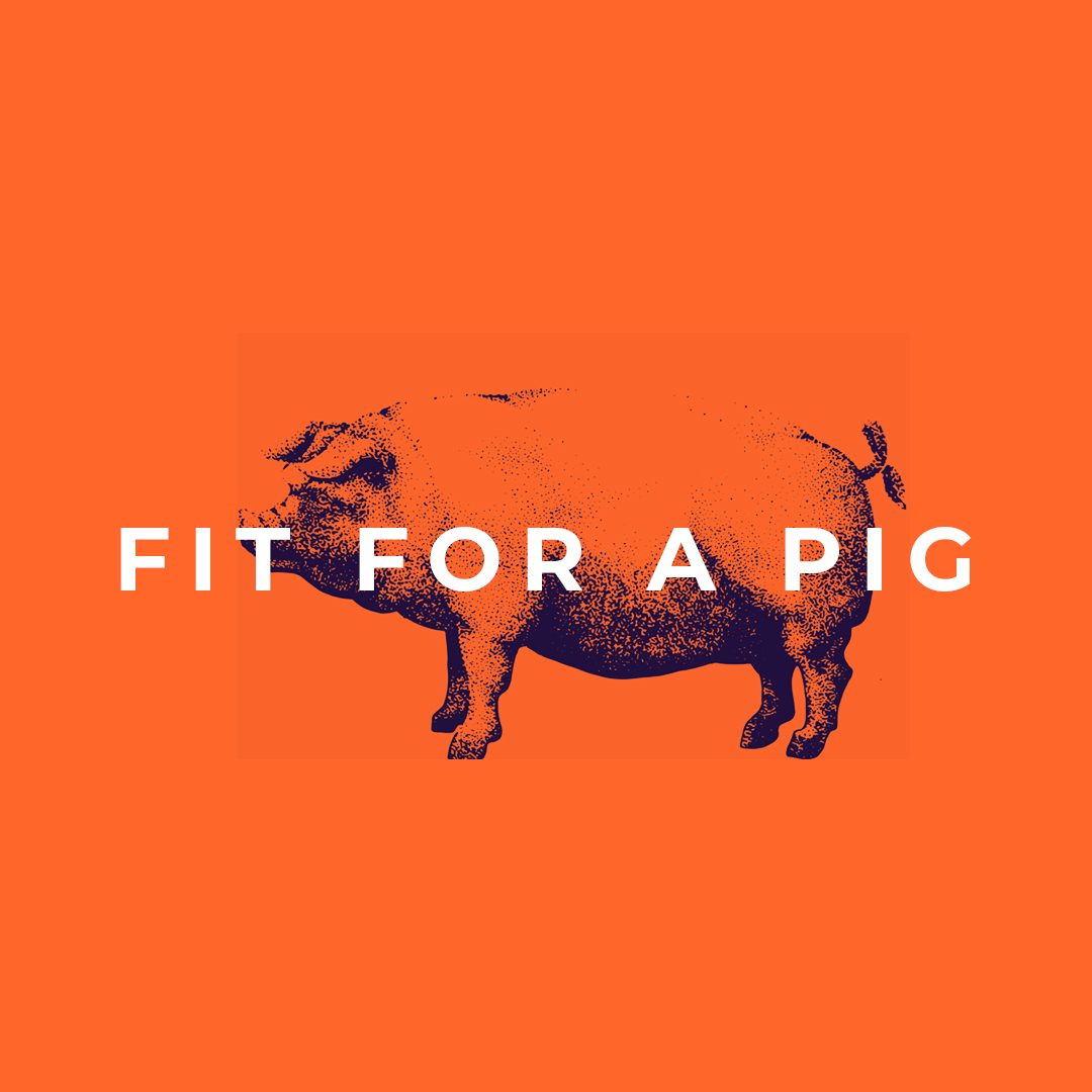Fit For A Pig